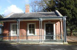Phoenix Park Gate Lodge Restored