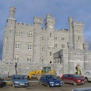 Restoration at Killeen Castle